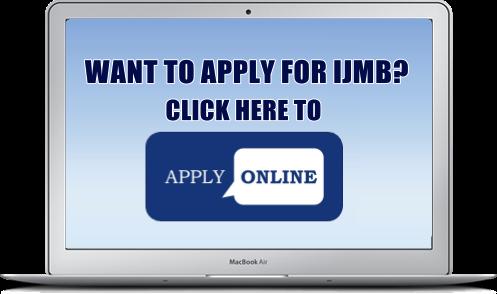 APPLY ONLINE FOR IJMB